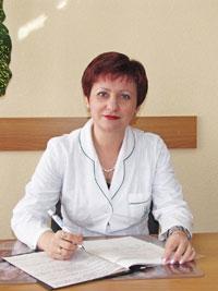 Стеблина Тетяна Іванівна