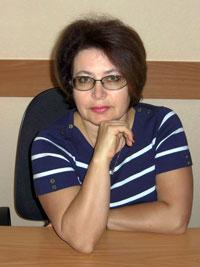 Воронова Ольга Анатоліївна